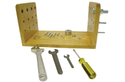 Dexterity test for skills assessment - Hand Tool Dexterity Test